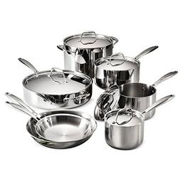 Tramontina 80116/249DS Gourmet Stainless Steel Induction-Rea