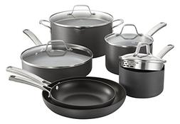 Calphalon Classic Nonstick 10-Pc. Cookware Set, Only at Macy