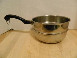 Farberware Double Boiler Insert with Handle for 2 and 2 1/2