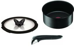 Tefal Ingenio Expertise 20cm Induction Saucepan with Glass L