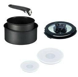 Tefal Ingenio Non-Stick Induction Performance 7 Piece Saucep